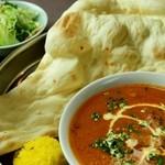インド料理 カリカ - マトン