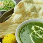 インド料理 カリカ - パラクパニール