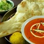 インド料理 カリカ - バターチキン