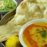インド料理 カリカ - ダルカレー