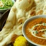 インド料理 カリカ - キーマ