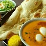 インド料理 カリカ - エッグ
