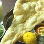 インド料理 カリカ - 2種