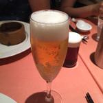 蔭山樓 - ビール