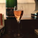 マルゴー - Champagne Jacquart Rose (2015/04)