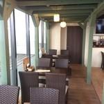 Rooftop Grill&Bar KAIMANA - アッパーデッキのお席