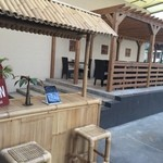 Rooftop Grill&Bar KAIMANA - 気持ちのいいテラス席