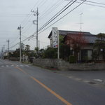 3783340 - JR籠原駅→新堀北交差点方向より望む。