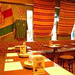 エラドゥーラ - 旧堂山店(ソファー席でゆっくりとお食事して頂けます)