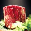 """ささや - 料理写真:滋味溢れる赤身、函館大沼牛〝チョモランマ"""""""