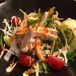 さかい せせらぎ - 韓国麺サラダ