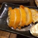 九州 熱中屋 - からしレンコン