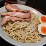 つけ麺 丸和 - 丸和つけ麺全のせ 中盛り☆