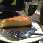MANIWA FARM チーズケーキ工房 - ベイクドチーズケーキ:410円