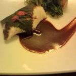 鉄板ダイニング 京四季庵 - 鯛の桜蒸し