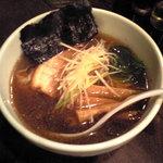 中田兄弟 - 醤油ラーメン
