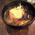 中田兄弟 - つけ麺(汁)