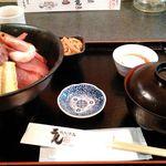 三是 - 海鮮丼