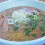 麺や いつき - みそラーメン 700円 2015.5