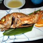 金龍 - 焼き魚