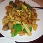 37844953 - 鶏肉のカシューナッツ炒め