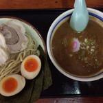栄勝軒 - 特製つけ麺950円
