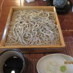 37848749 - 蕎麦・そばつゆ・薬味