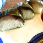 四國うどん - さば寿司。