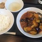 金門飯店 - 麻婆茄子