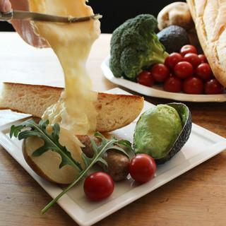 とろ~りのび~る♪北海道十勝の「花畑牧場」のラクレットチーズ