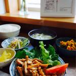 おんちゃんの野菜畑 -