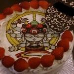 菓子工房 オアシス - 料理写真:2015/5  誕生日ケーキ