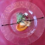 ル・ボン・ヴィボン - エビの前菜