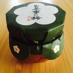 37853742 - お茶事の梅  1234円(税込)