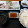 しま一 - 料理写真:刺身定食