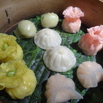 CHINESE DINING 凍頂山 - 飲茶5種盛り合わせ