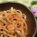 日本料理 大坂ばさら - フィットチーネ