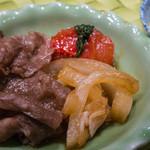 日本料理 大坂ばさら - すきやき頂きます!