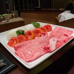 日本料理 大坂ばさら - 和牛100g