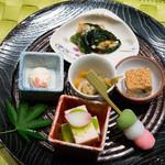 日本料理 大坂ばさら - 八寸