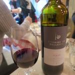パリのワイン食堂 - ワイン
