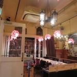 パリのワイン食堂 - 店内1