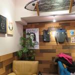 ボンダイカフェヨヨギビーチパーク - 店内3