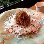 37856881 - 高原野菜そば:1,300円