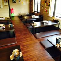 黒木屋宮崎 日南 - 一番奥にある広間は最大36名様まで収容可能!大人数での宴会に最適!