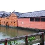 グロット - 柳川の掘割に佇む「並倉」は柳川風情のひとつです。