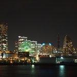 3786153 - 大桟橋からの夜景