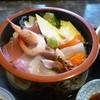 鮨会席かづま - 料理写真:日替わり海鮮丼(ランチ)