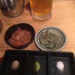 串天 - 天ぷら用の塩