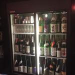 37860332 - 日本酒の銘柄が豊富です。